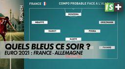 Le moment de vérité : Euro 2021 - France