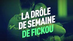 La drôle de semaine de Fickou : Canal Rugby Club