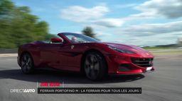 Zone Rouge : Ferrari Portofino M
