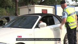 Conso : Vérifier sa voiture avant de partir en vacances !