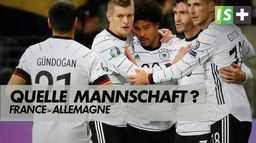 La Mannschaft dans l'indifférence : Euro 2021 - Allemagne