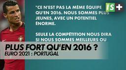 Le Portugal plus fort qu'en 2016 ? : Euro 2021 : Hongrie - Portugal