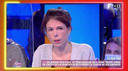 Le témoignage de Karine Trapp, mère en grève de la faim pour récupérer la garde de ses enfants