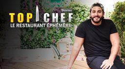 Top chef stories : le restaurant éphémère : Episode 3 : Les petits plats dans les grands