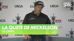 Mickelson, l'insatiable quête : US Open
