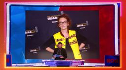 Corinne Masiero nue aux César : doit-elle être condamnée ?