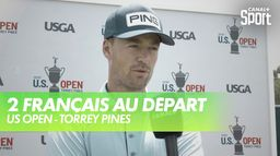 Deux représentants tricolores au départ à Torrey Pines : US Open