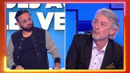 Gilles Verdez réagit après ses propos polémiques sur l'enseigne Evian