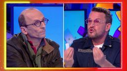 Le gros clash entre Fabrice Di Vizio et Benjamin Castaldi dans TPMP !