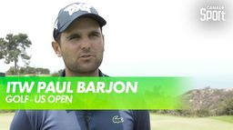 L'interview de Paul Barjon avant l'US Open : US Open