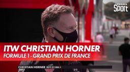 Interview de Christian Horner
