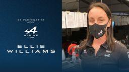 À la rencontre de Ellie Williams ! Grand Prix de France
