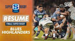 Le résumé de Blues / Highlanders : Finale Super Rugby Trans-Tasman