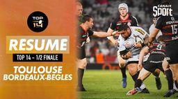 Le résumé de Toulouse / UBB : TOP 14