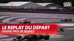 Le replay du départ : Grand Prix de France