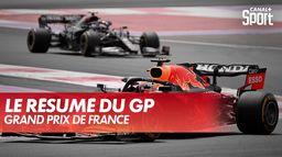 Le résumé du Grand Prix de France : Formule 1