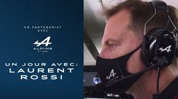 Un jour avec Laurent Rossi, directeur général d'Alpine : Grand Prix de France