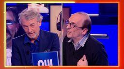 """""""C'est qui lui ?"""" : Fabrice Di Vizio clashe Gilles Verdez dans TPMP !"""