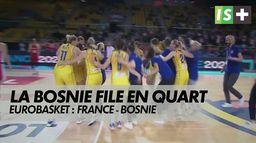 La Bosnie rejoint les Bleues en quarts : Eurobasket