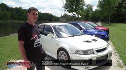 Magazine : Impreza, Lancer Evo… Les légendes japonaises de rallye !