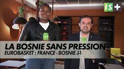 Méfiance face à la surprise bosnienne : Eurobasket : France - Bosnie J-1