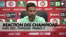 Réaction attendue des champions en titre : Euro 2021 : Portugal - France J-1
