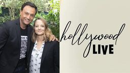 Hollywood Live - Cannes - Jodie Foster