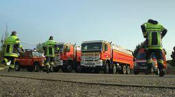 Camion de pompiers : un défi technologique