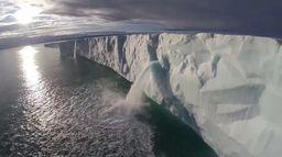 Un extrait d'un rapport du GIEC sur le réchauffement climatique a fuité