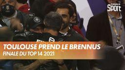 Le Stade Toulousain champions 2021 ! : Top 14 - Finale