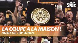 Les Toulousains soulèvent le Brennus ! : Finale Top 14 2021