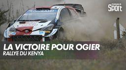 Sébastien Ogier s'impose au Rallye du Kenya ! : WRC