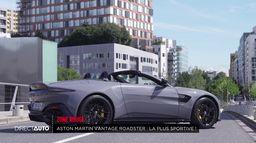 Zone Rouge : Aston Martin Vantage Roadster