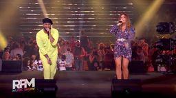 Vitaa & Slimane - De l'or (Live @RFM Music Show)