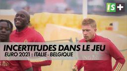 Les Belges n'ont plus la possession