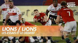 Les essais de Golden Lions / Lions Britanniques et Irlandais : Tournée des Lions 2021