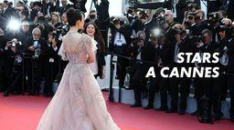 Stars à Cannes