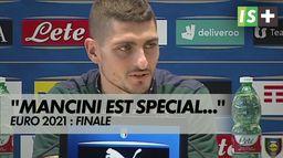 """Verratti : """"Mancini est spécial pour nous"""""""