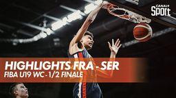 Les highlights de France - Serbie