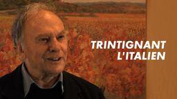 Trintignant l'Italien