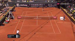 Tennis : Tournoi ATP de Hambourg