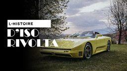 L'histoire d'Iso Rivolta
