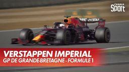 Verstappen remporte la 1re qualification sprint de l'histoire !