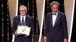 Marco Bellocchio reçoit la Palme d'honneur  - Cannes 2021