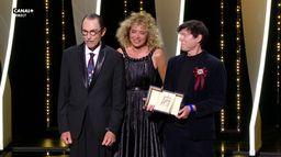 """Le Prix de la mise en scène est attribué à Leos Carx pour """"Annette"""" - Cannes 2021"""