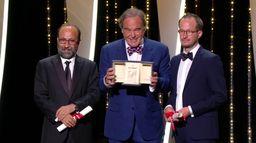 Grand prix ex-aequo décerné à 'Un héros' et 'Compartiment N°6' - Cannes 2021