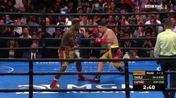 Jermell Charlo / B.Castano - poids super-welters