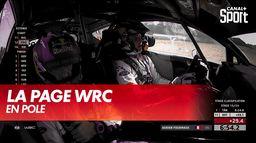 La page WRC dans En Pole : WRC 2021