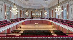 La réouverture du Casino de Bâle : L'orchestre symphonique de Bâle et Ivor Bolton