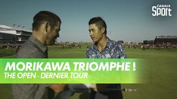 Collin Morikawa remporte The Open : Golf - Tournois Majeurs